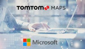 TomTom y Microsoft se unen para llevar servicios basados en localización a la plataforma Azure