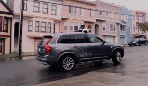 Los coches autónomos de Uber se mudan a Arizona tras el