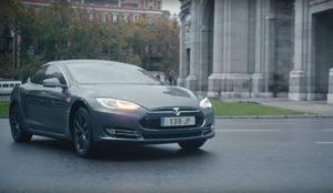 UberONE estrena su servicio con una flota de vehículos eléctricos en Madrid