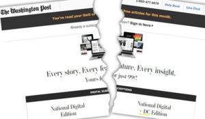 Así pretendeThe Washington Post independizar su negocio publicitario