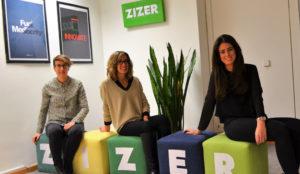 ZIZER refuerza su equipo con tres nuevas incorporaciones
