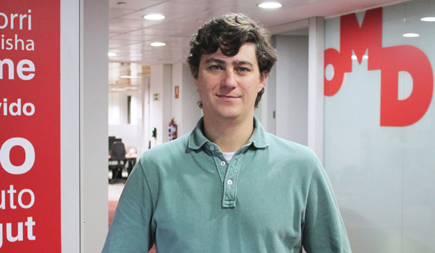 Álvaro Corrochano, nuevo Bussiness Development Manager de OMD Spain