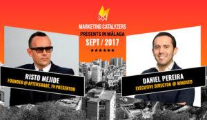 Risto Mejide impartirá una conferencia sobre marca personal en Marketing Catalyzers