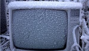 Diciembre helado para la presión publicitaria en TV que cae un 6,8%