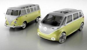 ¿Se confirmarán los rumores? Volkswagen prepara su microbús hippie y autónomo