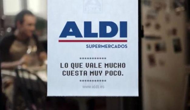 Aldi presenta su nueva campaña para televisión