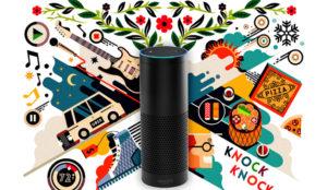 Amazon Echo es la madre de todos los abundantísimos