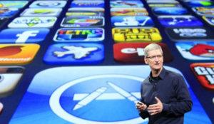 Apple despide diciembre con récord en su App Store