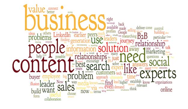 Porque estar en todos los medios digitales no es la mejor decisión para negocios B2B - Ana López (@Analopezh)