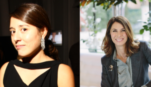 Nuevas incorporaciones en Condé Nast: Eugenia de la Torriente y Ana García-Siñeriz