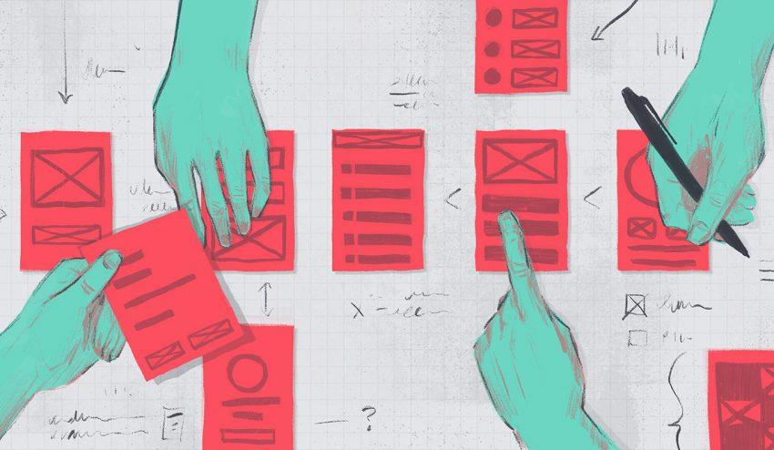 Diseño offline vs. online: las reglas han cambiado