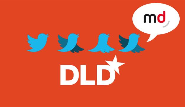 MarketingDirecto.com conquista el trono de los medios con más impacto en Twitter en DLD