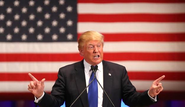 De polémico candidato a inesperado presidente: la trayectoria de Trump en 12 tuits y vídeos