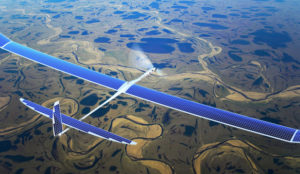 Google abandona los planes de los drones con internet (dejando vía libre a Facebook)