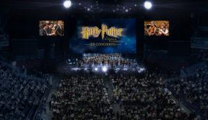 Harry Potter y la Piedra Filosofal, en concierto, aterriza en Madrid
