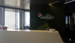 Hello Media Group marca un gol con sus nuevas oficinas con vistas al Bernabéu