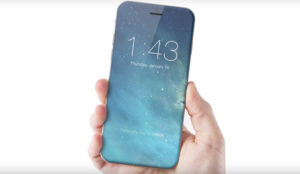 Apple vuelve a apostar por el acero inoxidable para el renovado diseño de su iPhone 8