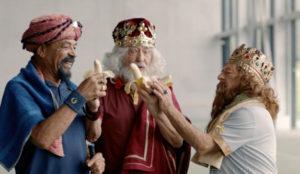 Estos anuncios dejan claro que los Reyes Magos también reinan en la publicidad