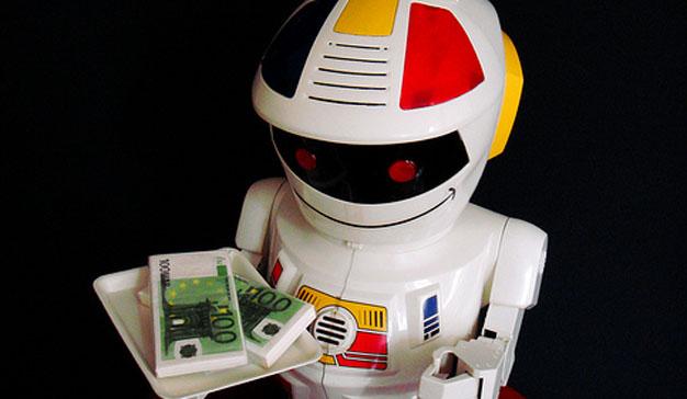Resultado de imagen de Robot Emilio