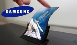 Samsung y LG lanzarán el primer smartphone con pantalla flexible este 2017