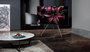 Samsung marca una nueva era en el entretenimiento del hogar con la QLED TV