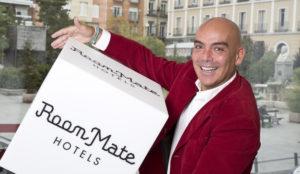 La tecnología y la innovación llegan al sector hotelero con Room Mate X-perience