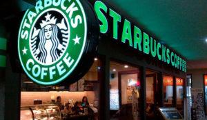 Starbucks cada vez más cerca de superar a McDonald's como el