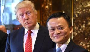 El presidente de Alibaba se reúne con Trump para detallarle cómo creará un millón de empleos en EE.UU.