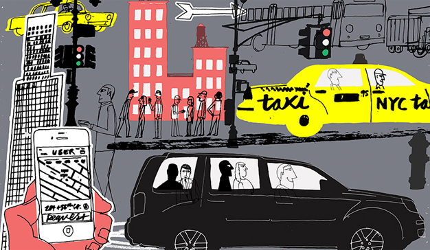 uber-coche