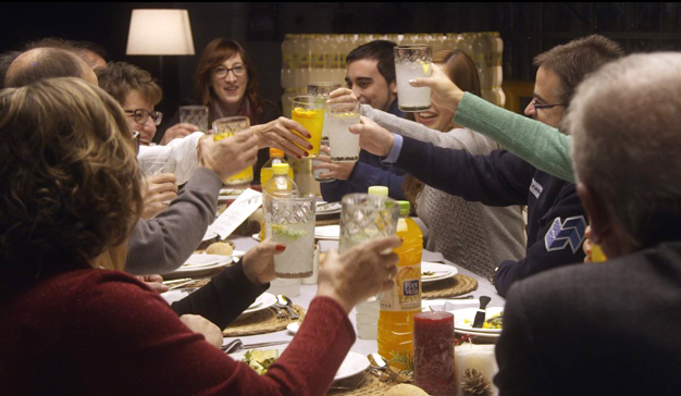 Font Vella Levité lanza su campaña para todos aquellos que trabajan en Navidad