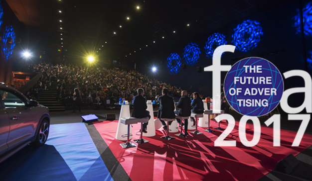El futuro ya está aquí, llega #FOA2017