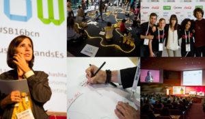 La tercera edición de Sustainable Brands España llega a Madrid del 7 al 9 de mayo #SB17Madrid