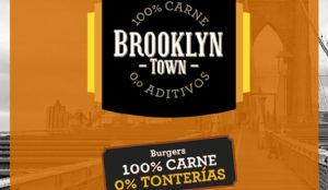 Brooklyn Town, la nueva marca de hamburguesas con 100% de carney 0% de aditivos de Carpisa Foods