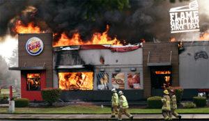En esta campaña Burger King echa humo (100% real) por culpa de sus hamburguesas a la parrilla