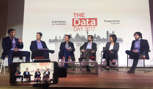 "Del Big Data al Smart Data: el binomio datos y tecnología a examen en ""The Data Day"""