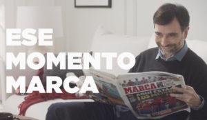 El Diario Marca lanza una campaña de relanzamiento ensalzando los valores del papel