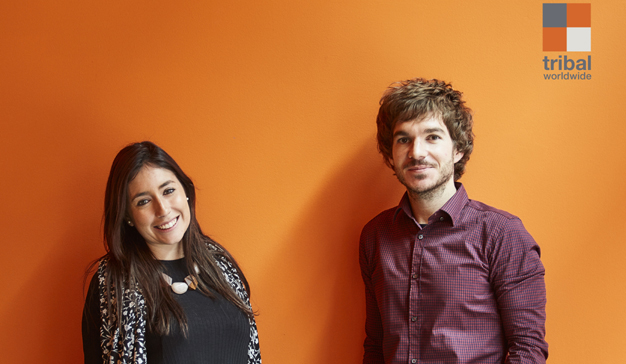Marcos Martín y Laura de la Iglesia se incorporan a Tribal Worldwide Spain