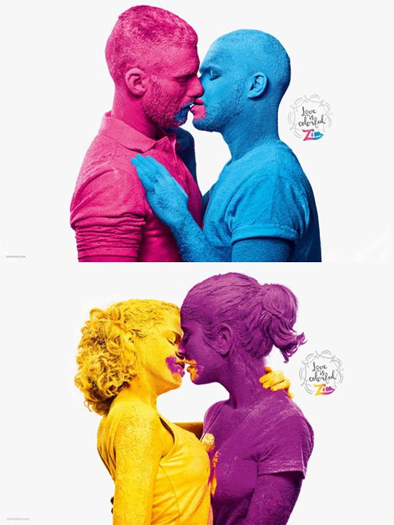 20 parejas de anuncios que son (sospechosamente) como dos gotas de agua