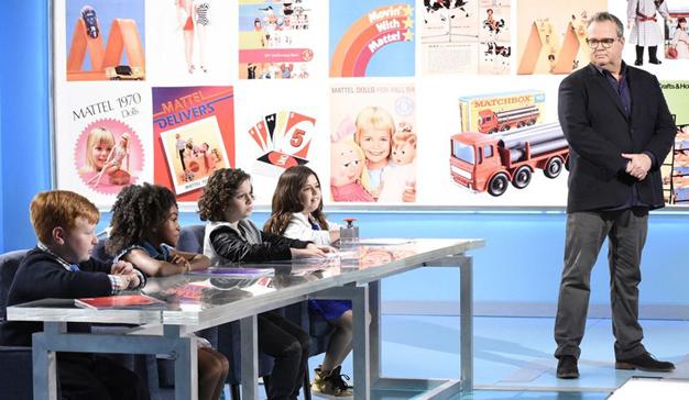 Mattel deja en manos de 4 televisivos niños la elección de su próximo superventas