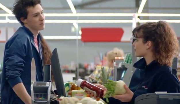 Intermarché muestra en su nuevo spot que hay que alimentarse bien a través de una historia de amor
