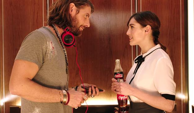 Coca-Cola continúa promoviendo los valores humanos en sus nuevos spots