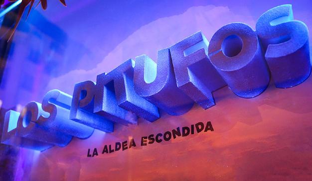 JCDecaux Innovate ha creado una campaña para pitufar Madrid