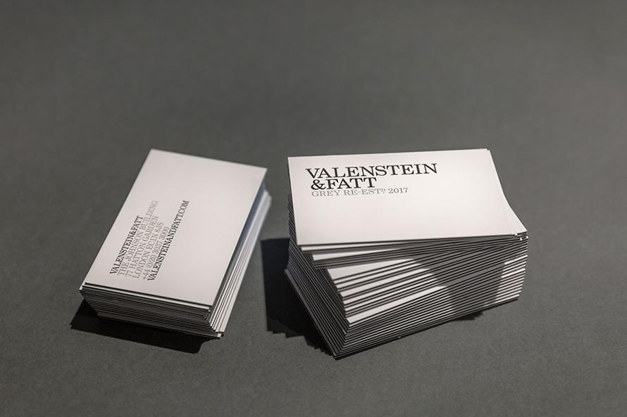 Grey London celebra sus centenarios orígenes cambiando su nombre por Valenstein & Fatt