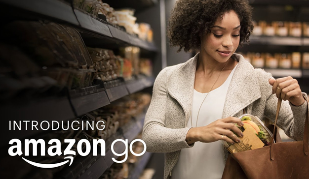 Amazon retrasa la apertura de su primer supermercado sin línea de cajas