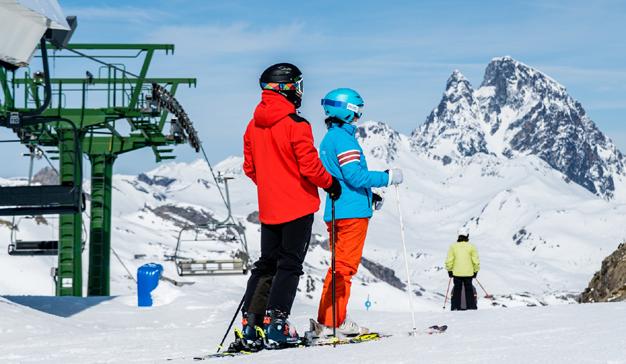 Casi 1.000 deportistas inscritos en las pruebas que organiza Aramón este fin de semana de nieve y sol