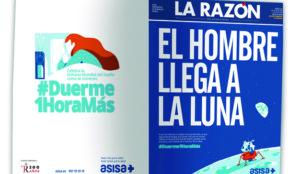 Asisa y J. Walter Thompson dan visibilidad en España al Día Mundial del Sueño