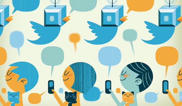 """En Twitter hacen """"pío pío"""" (a lo tonto, a lo tonto) hasta 48 millones de bots"""