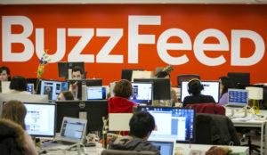 El director de BuzzFeed propone una cooperación entre medios de comunicación y plataformas digitales