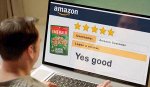 Cuidado con los comentarios que escriba en Amazon, pueden ser los protagonistas del próximo spot