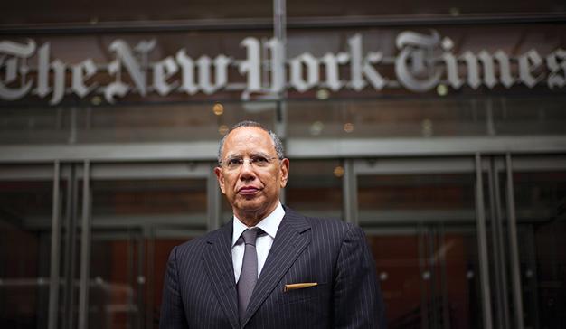 """The New York Times se prepara para contar """"la historia de una generación"""" (a pesar de Trump)"""